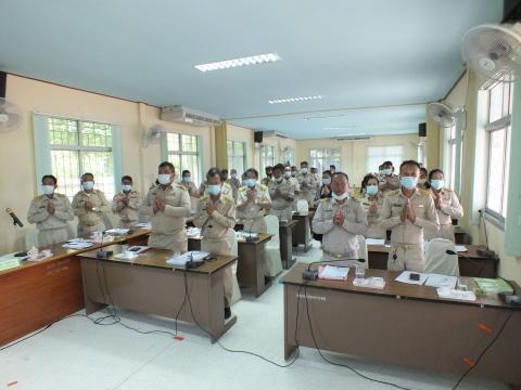 ประชุมสภาองค์การบริหารส่วนตำบลโคกสะอาด สมัยสามัญ สมัยที่ 4 ครั้ง
