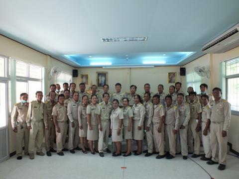 ประชุมสภาองค์การบริหารส่วนตำบลโคกสะอาด สมัยวิสามัญ สมัยที่ 4 ประ