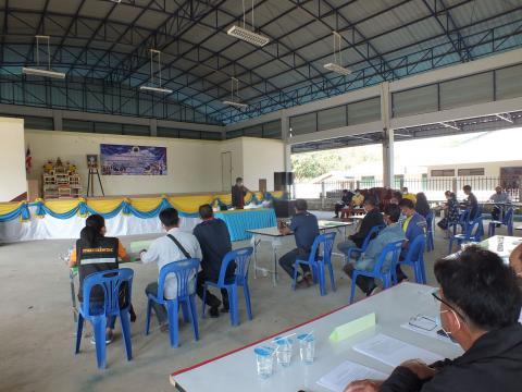 โครงการประชุมประชาคมระดับตำบล ประจำปี 2564